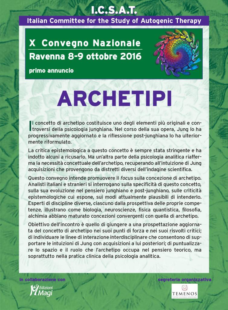 Archetipi_Sinossi
