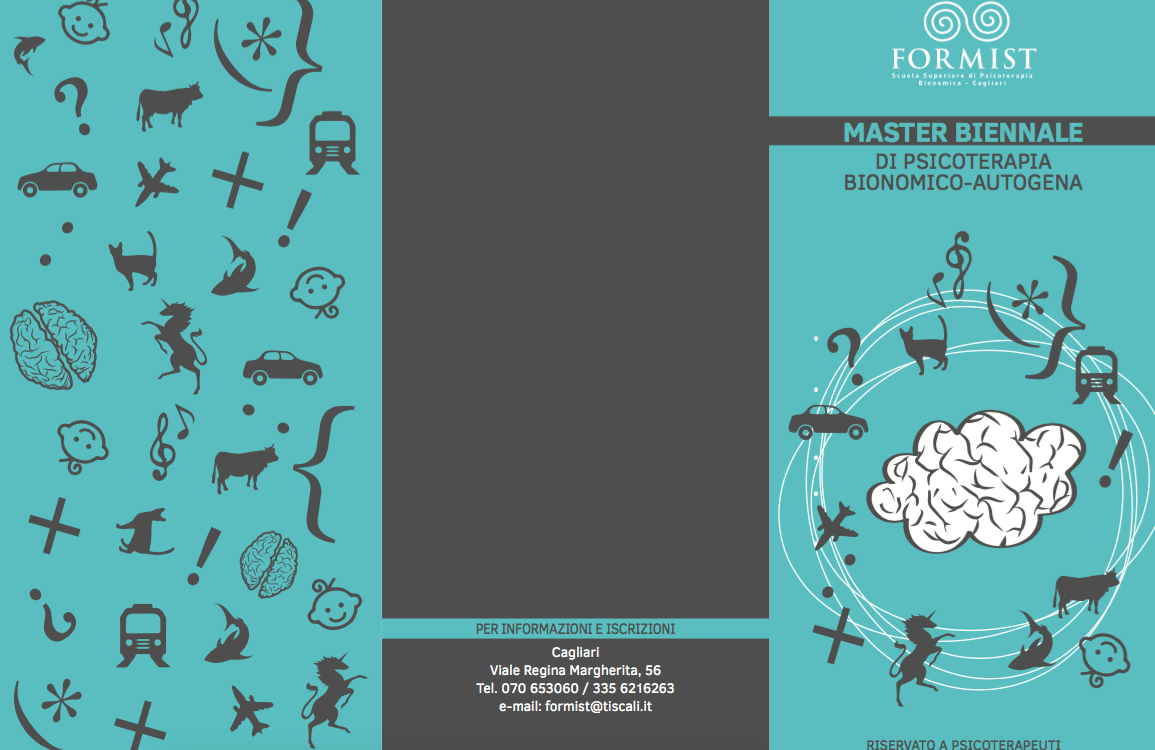 "Formist: ""Master Biennale di Psicoterapia Bionomico-Autogena"""