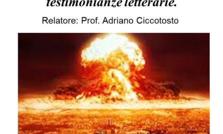 19.03.17 Umanità e guerra nel II conflitto mondiale anche attraverso testimonianze letterarie
