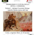 """Corso a ingresso libero: """"Simbolismo e cultura nella Divina Commedia"""""""