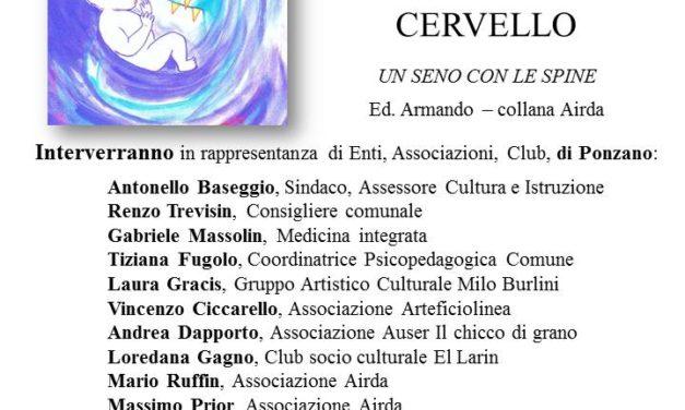 """Domenica Culturale Airda: """"Una strada per il centro del cervello"""""""
